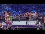 КЛР Wrest.le.Man.ia XX.X от 6 апре.ля 20.14 года. Матч 4