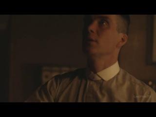 Заточенные кепки (Острые козырьки) (2 сезон: 1 серия из 6) / Peaky Blinders / 2014 / ПМ (LostFilm) / HDTVRip