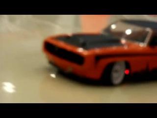 дрифт на машинах с радиоуправлением