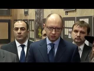 Яценюк рассказал, как украинцы освободили братьев-евреев из Освенцима