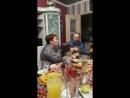 мама и папа поют