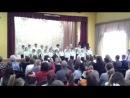 Выступление гениального 1,,А класса на празднике День учителя!