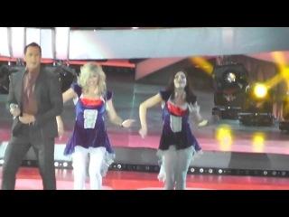 Стас Костюшкин - женщина я не танцую (Песня года 2014)