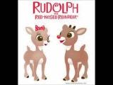 Gene Autry - Rudolph the Red-Nosed Reindeer (английские субтитры)