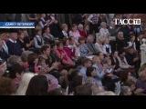Праздник для новичков Вагановки прошел в Эрмитажном театре