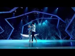 Танцы на ТНТ. Антон Пануфник и Алиса Доценко