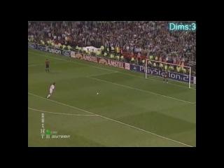 Final Champions League 2003. Milan-Juventus