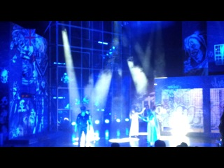 Рок-опера Тодд 2 акт