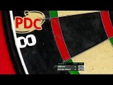 Peter Wright vs Vincent van der Voort (Players Championship Finals 2014 Round 2)