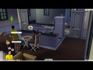 они просто друзья | джесус JesusAVGN Sims 4 симс 4 |