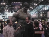 Incredible Hulk Smashes Into NYCC  - actor Tim Roth, director Louis Leterrier