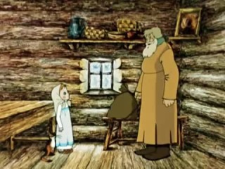 Серебряное копытце. (1977) Аналоговый мультик.