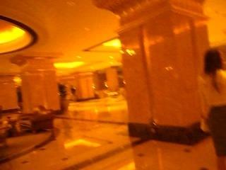 На экскурсии в самом дорогом отеле в мире Эмиратс Палас,ОАЭ 2014
