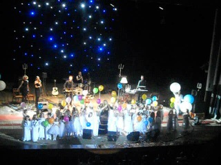 На концерте Н.Могилевской -