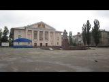 Лутугино 25.09.2014, площадь, тихо (репетиция части концерта на День Города)