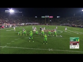 NCAAF - Rose Bowl - 01.01.2015 - (2) Oregon Ducks vs. (3) Florida State Seminoles.4