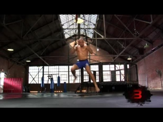 Rip 60 Fitness System -- Georges St. Pierre -- Lean Muscle.
