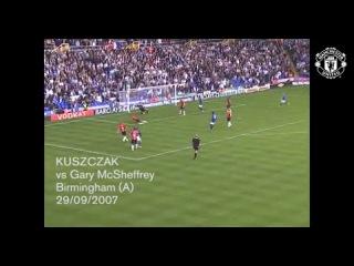 KazDevils: Грациозные сейвы Манчестер Юнайтед