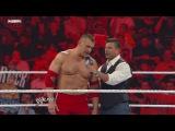 Raw - Santino Marella vs Vladimir Kozlov Dance