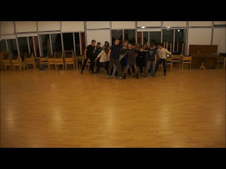 Танец. Эспоо зима 2015
