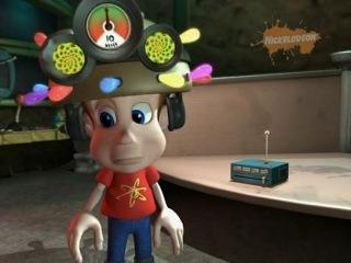 Приключения Джимми Нейтрона, мальчика-гения(1 сезон,2 серия,Обычный мальчик )