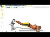 12 минутное отжимание от пола (тренировка грудных мышц)_low