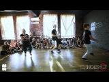 Jason Derulo - 'Talk Dirty' feat. 2 Chainz hip-hop workshop by Sasha Putilov - DANCESHOT 13