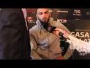 Gasan Umalatov UFC Fight Night Stockholm