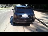 Выхлоп Рендж Ровер Спорт Range Rover Sport Exhaust_HD