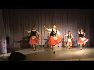 венгерский танец -чардаш отчетный концерт 14.12.2014.