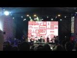 2014/09/07 - День города Москвы - группа из Бельгии - BRNS (вчерашние студенты)