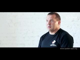 Промо-ролик Школы Отечественных боевых искусств!