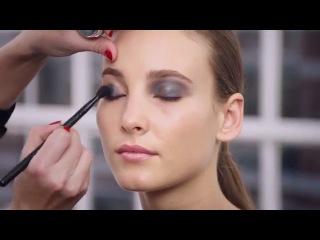 Выразительный вечерний макияж глаз