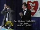 Variety Club of Iowa Telethon 1994 Tiny Tim