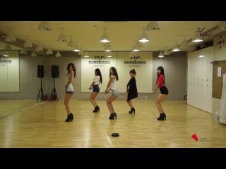 |Dance Practice| EXID - Up & Down