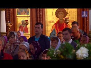 Митрополит Алексий в храме