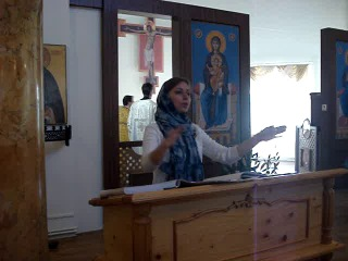 Херувимская песнь на жестовом языке