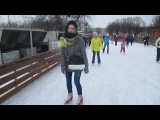 me on ice making dumb dances and shit