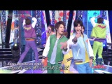 CDTV2014.12.31 Hey! Say! JUMP & News Cut (рус.саб)