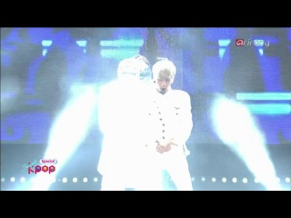 140905 아리랑TV Simply K-pop in 춘천 샤이니 셜록Every Body
