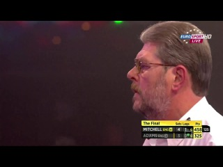 Martin Adams vs Scott Mitchell (BDO World Darts Championship 2015 / Final)