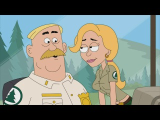 Бриклберри/Brickleberry