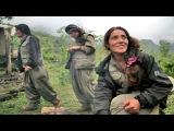 The Beautiful Women Who Scare ISIS Fighters...The Kurdish PKK
