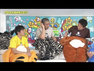 Gaki No Tsukai #1148 (2013.03.31) — Costume talk