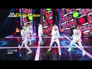 MADTOWN - YOLO @ Idol School 141209