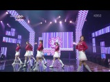 141205 Lovelyz (러블리즈) - Candy Jelly Love @ Music Bank