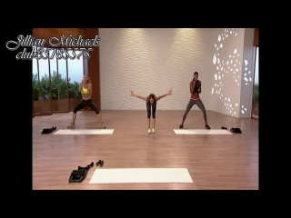 Jillian Michaels: Beginner Shred - Workout 3 - (Аглийская озвучка) - 2014 год