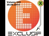Exclusif #245 by DJ Andrey Balkonsky (29.08.2014)