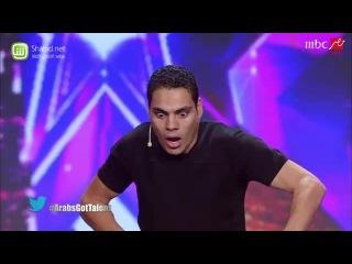 Arabs Got Talent -  عمرو عمروسي - مصر
