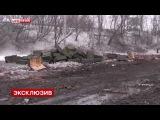 «Гиви» рассказал про бой на Путиловском мосту / 19.01.2015
